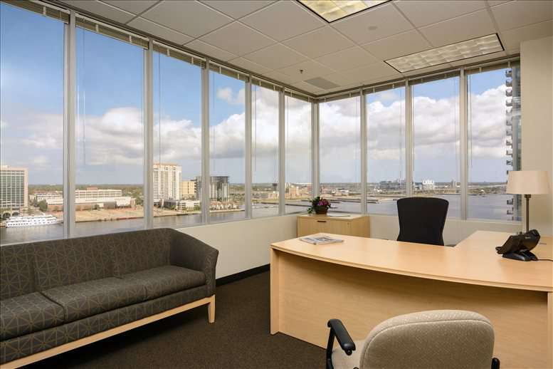 Picture of 1301 Riverplace Blvd. Office Space available in Jacksonville
