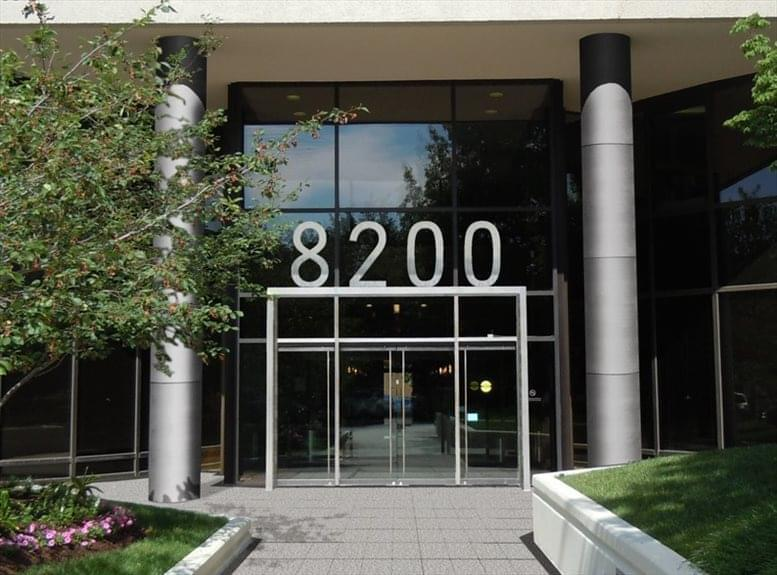 8200 Greensboro Dr Office for Rent in Tysons