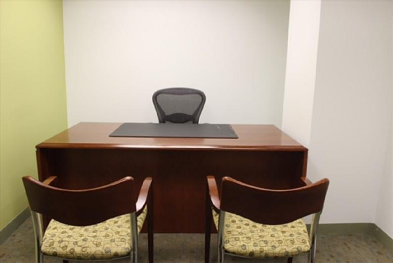 This is a photo of the office space available to rent on 8200 Greensboro Dr