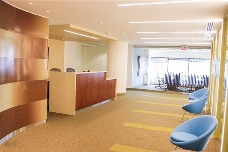 Photo of Office Space on 8200 Greensboro Dr Tysons