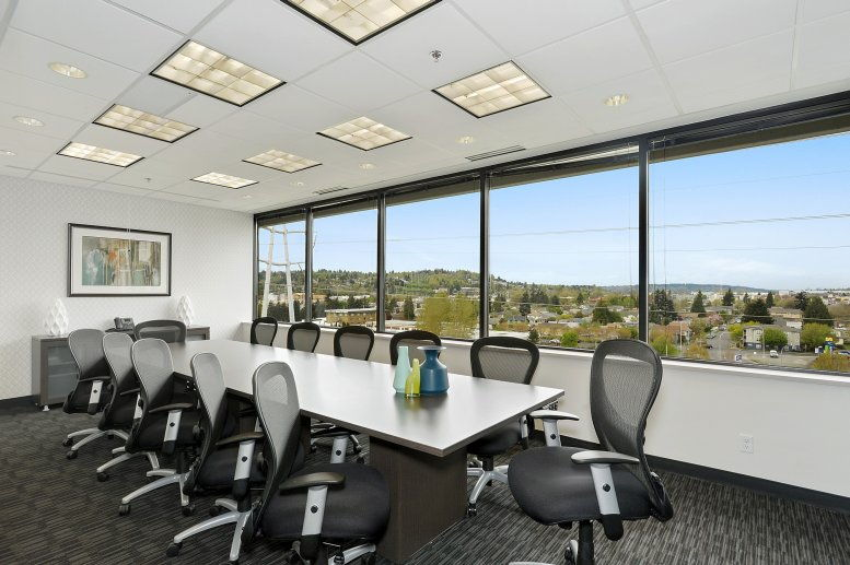 Triton Towers Three, 707 S Grady Way Office Images