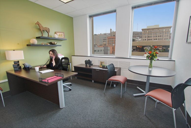 Photo of Office Space on Wells Fargo Building, 230 West Superior Street, Suite 400 Duluth