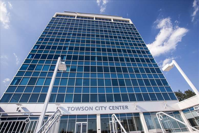 1 Olympic Place, Suite 900 Office Space - Towson