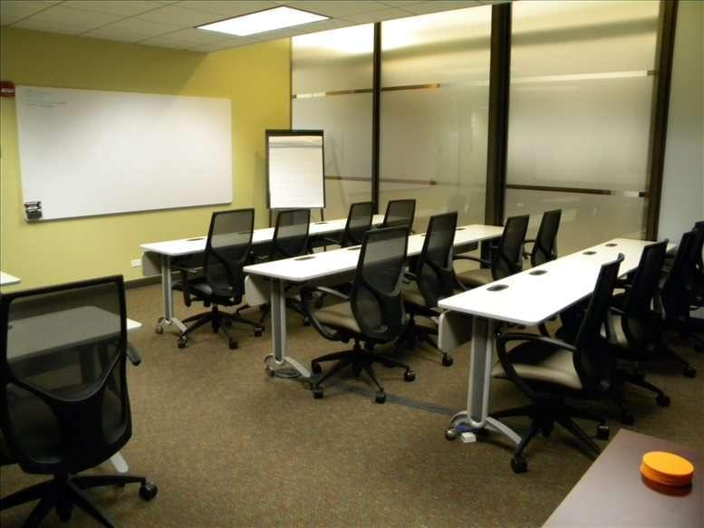 This is a photo of the office space available to rent on 8745 W Higgins Rd, O'Hare