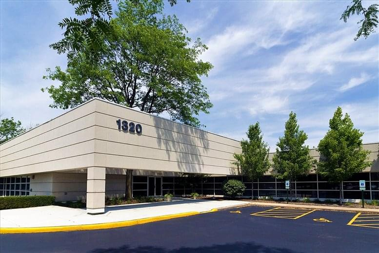 1320 Tower Rd Office Space - Schaumburg