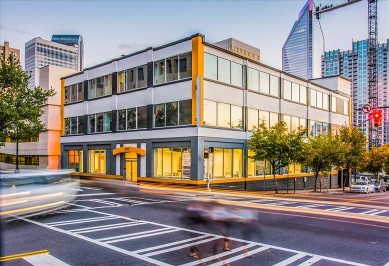 227 W 4th St Office Space - Charlotte