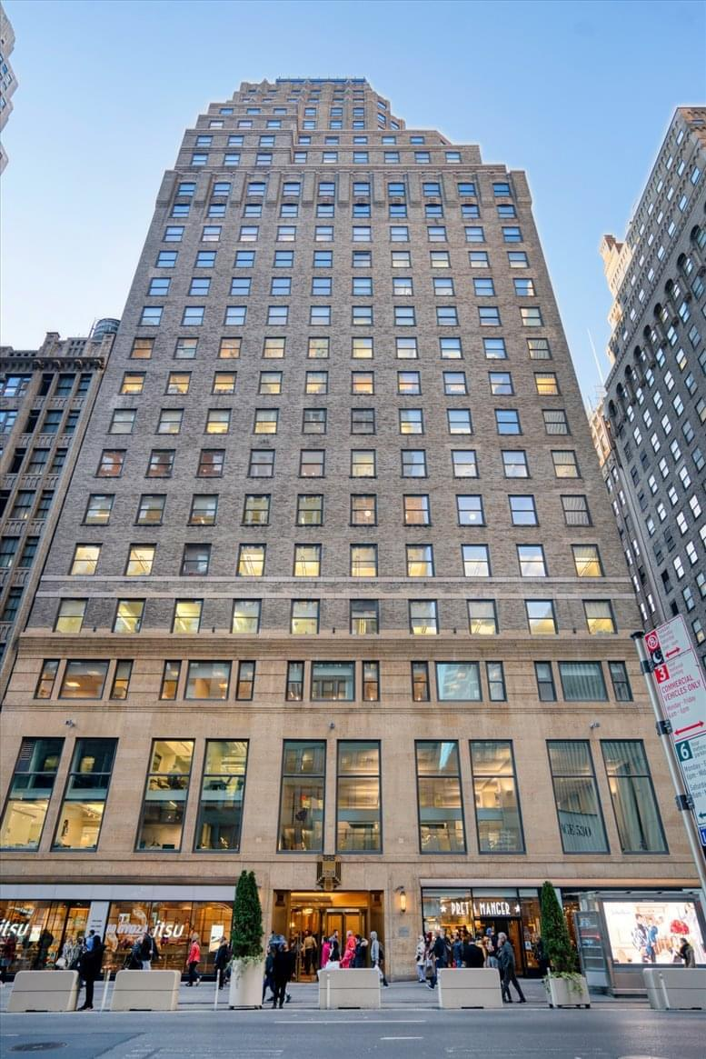 530 7th Ave, Garment District, Midtown, Manhattan Office Space - NYC