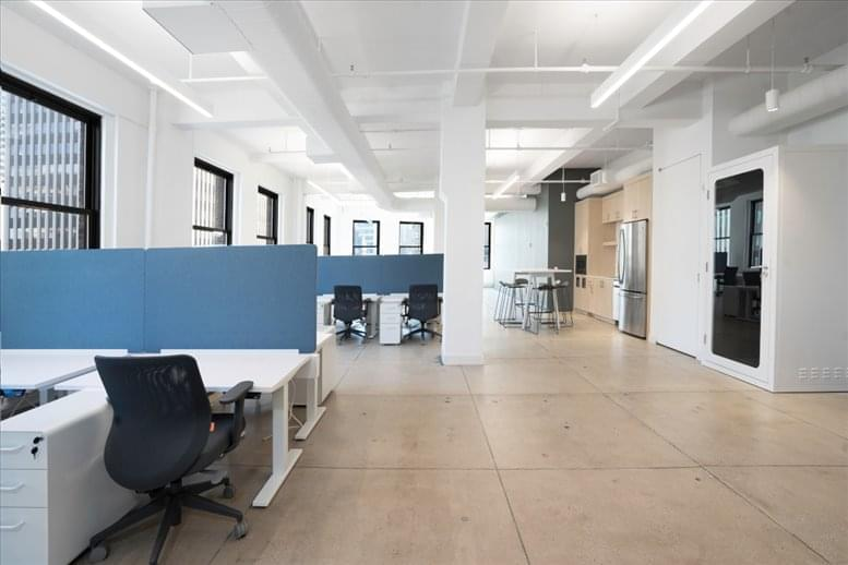 Photo of Office Space available to rent on 530 7th Ave, Garment District, Midtown, Manhattan, NYC