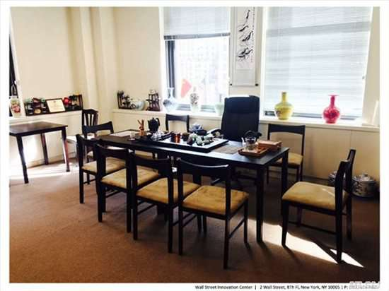 2 Wall St, Financial District, Downtown, Manhattan Office for Rent in NYC