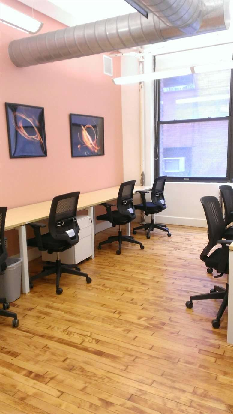 Photo of Office Space on 143 W 29th St, 5th Fl, Midtown, Manhattan NYC