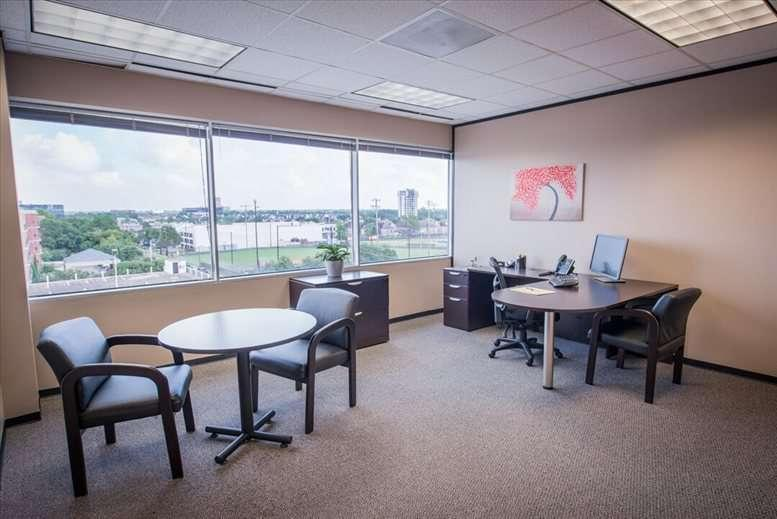 5850 San Felipe St, Uptown Office Space - Houston
