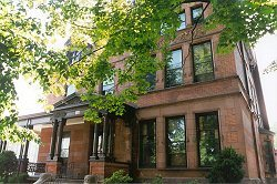 Becker Mansion available for companies in Buffalo