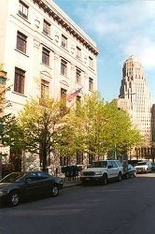 Plaza Suites available for companies in Buffalo