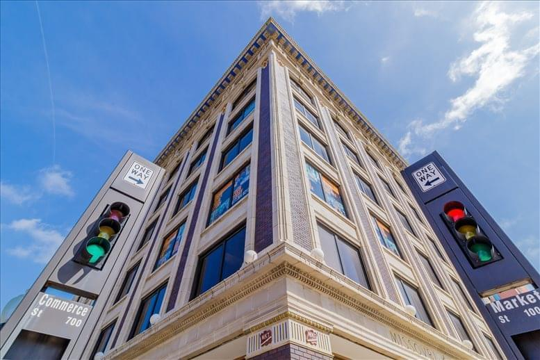 Katy Building, 701 Commerce Street Office Space - Dallas