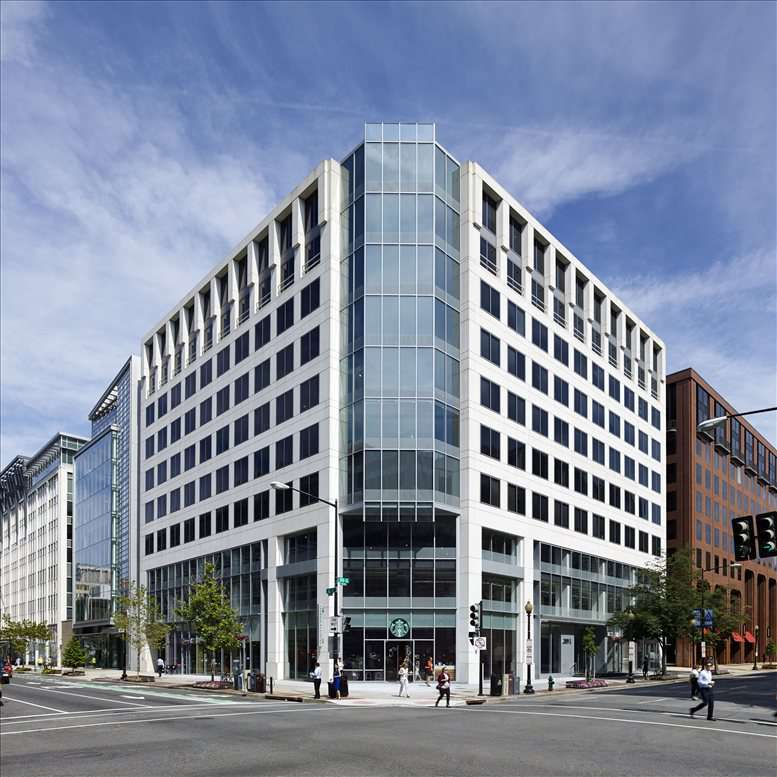 2001 L St NW Office Space - Washington DC