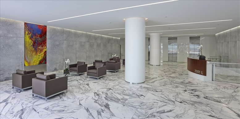 Picture of 2001 L St NW Office Space available in Washington DC