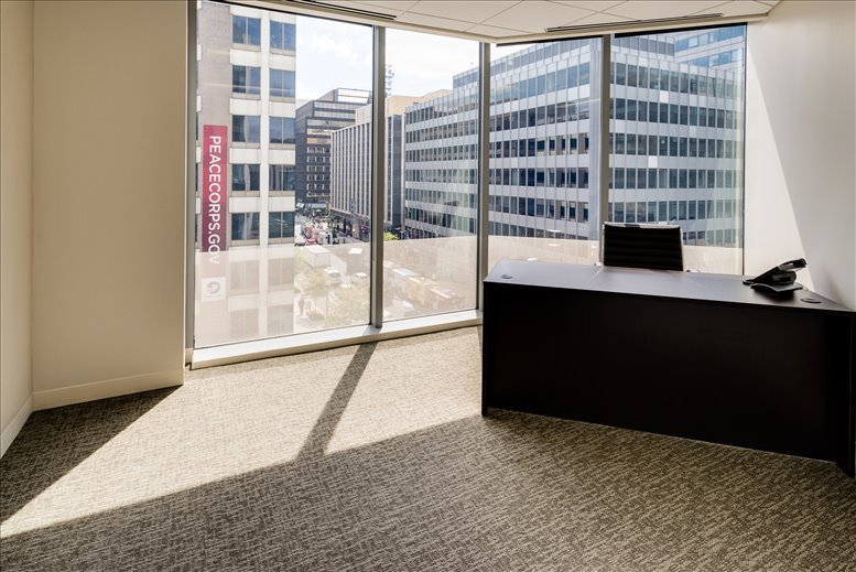 Office for Rent on 2001 L St NW Washington DC