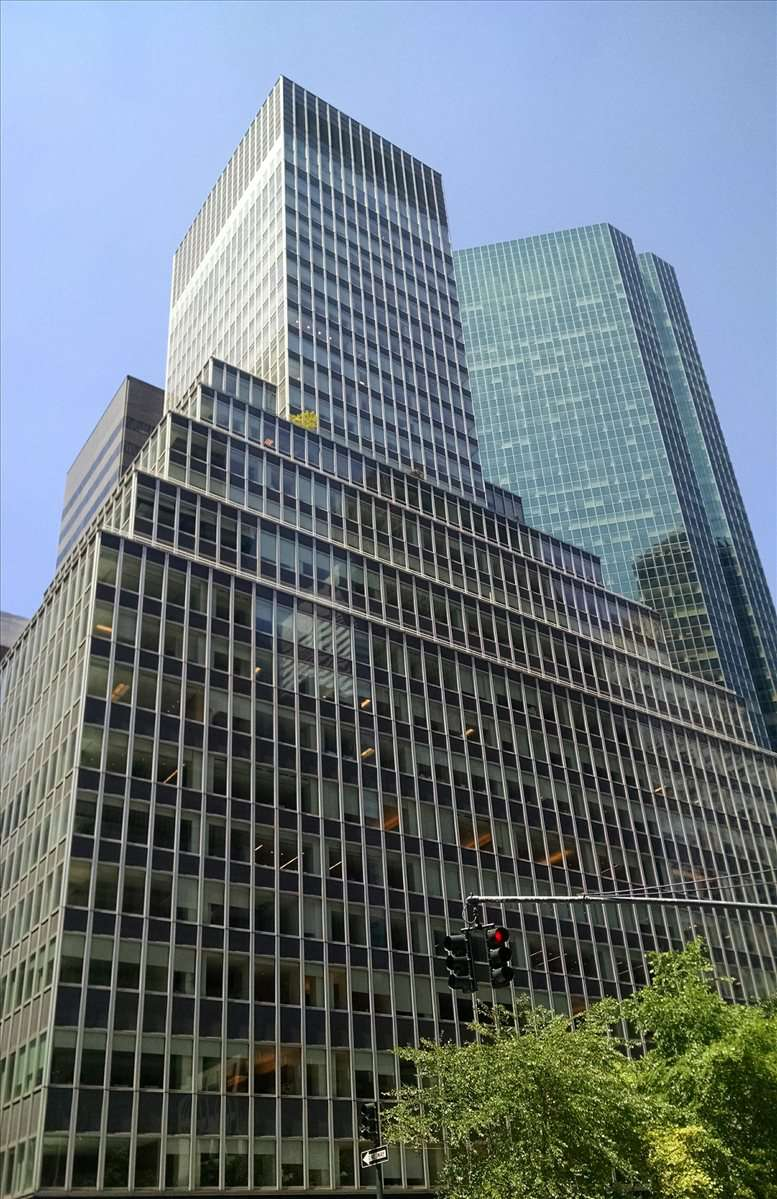 350 Park Ave, 13th Fl, Plaza District, Midtown East Office Space - Manhattan