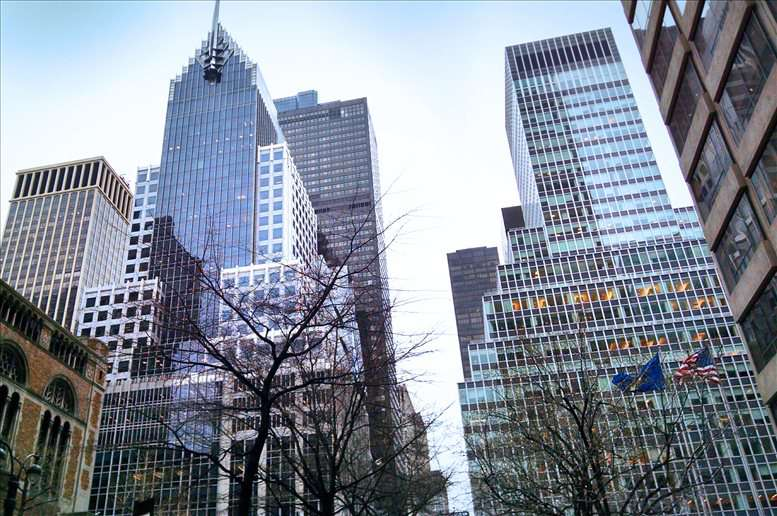 350 Park Ave, 13th Fl, Plaza District, Midtown East Office for Rent in Manhattan