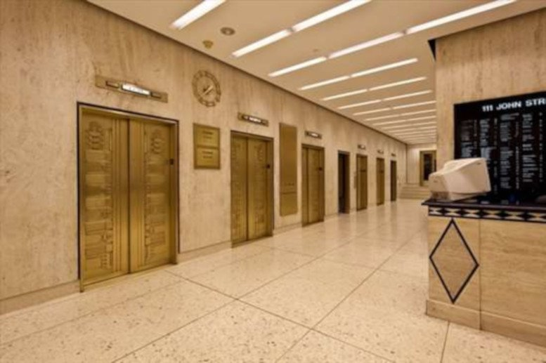 Picture of 111 John St, Suite 450 Office Space available in New York City