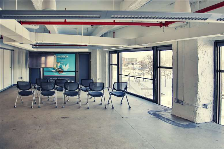 Rent Coworking Space Detroit Broderick Tower Downtown