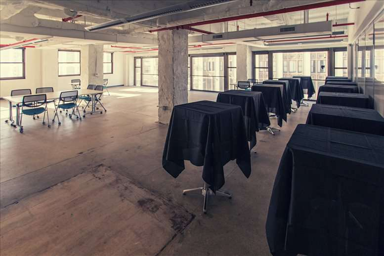 Office for Rent on Broderick Tower, 1570 Woodward Ave, Downtown Detroit