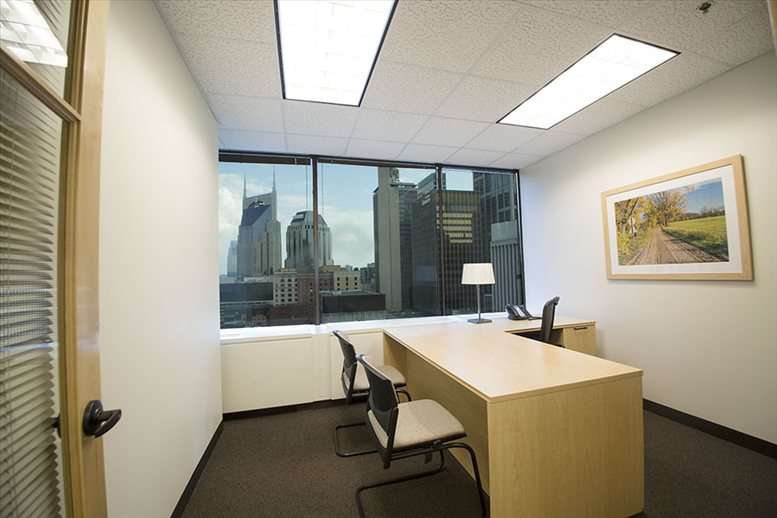 Picture of UBS Tower, 315 Deaderick St, Downtown Office Space available in Nashville