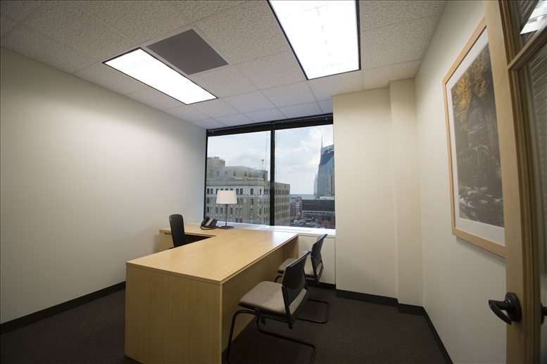 Office for Rent on UBS Tower, 315 Deaderick St, Downtown Nashville
