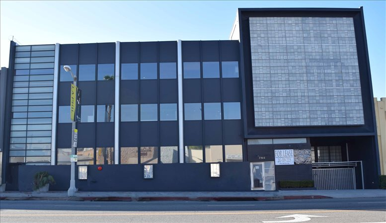 7966 Beverly Blvd Office Space - Los Angeles