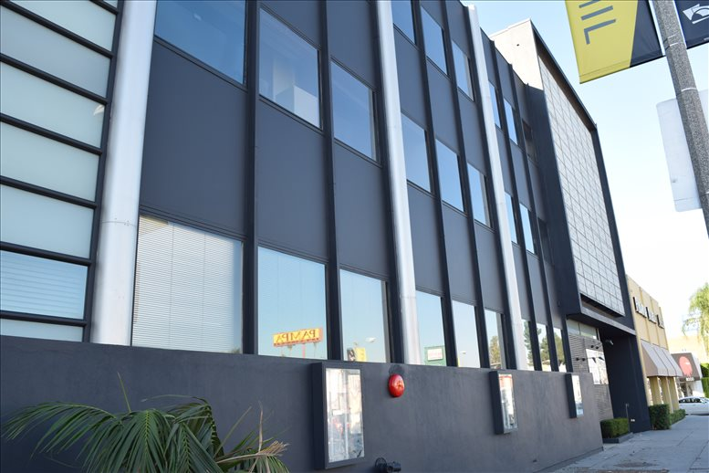 7966 Beverly Blvd Office for Rent in Los Angeles