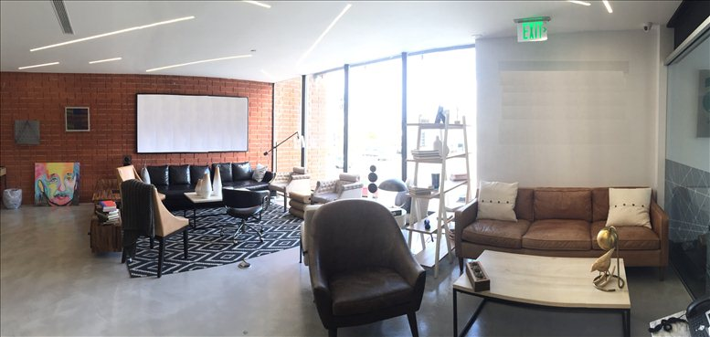 Photo of Office Space on 113 N San Vicente Boulevard, Beverly Hills, 2nd Floor Los Angeles