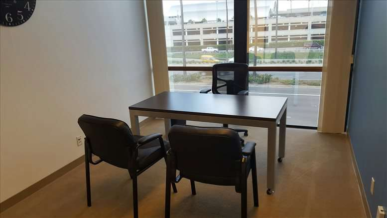This is a photo of the office space available to rent on 18662 MacArthur Boulevard