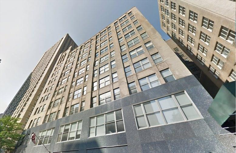 33 W 60th St, Central Park/Columbus Circle, Upper West Side, Uptown, Manhattan Office Space - NYC