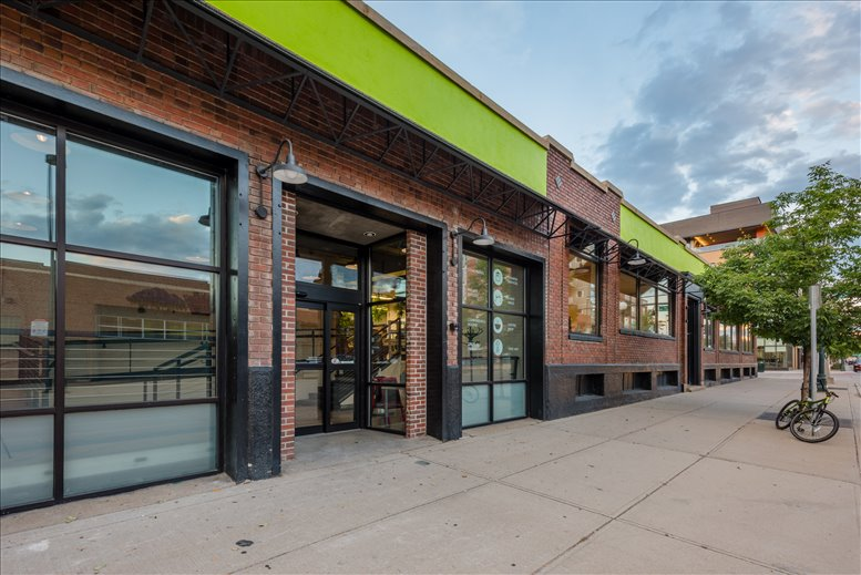 Office for Rent on 1415 Park Ave W, Ballpark Denver