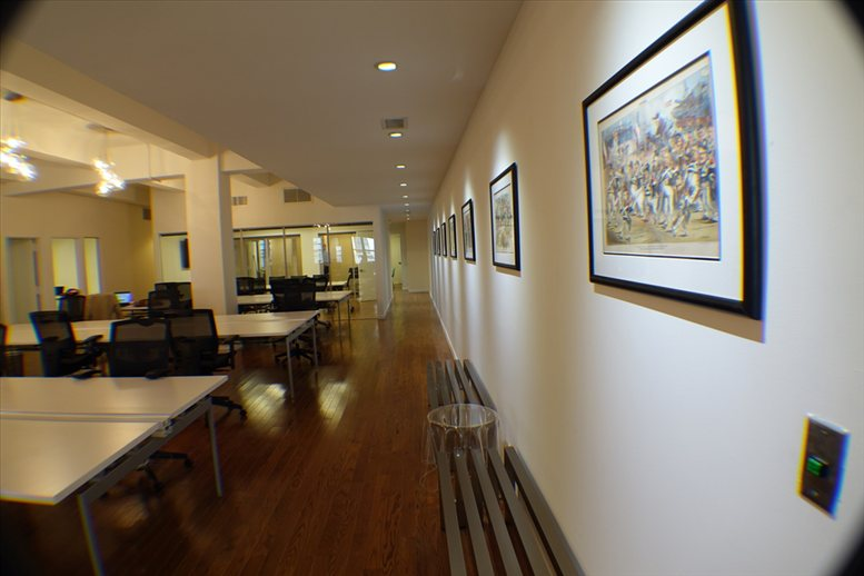 16 E 40th St Office Space - NYC