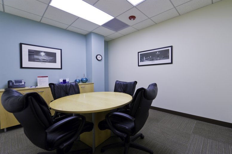 This is a photo of the office space available to rent on 9595 Six Pines Dr, Town Center