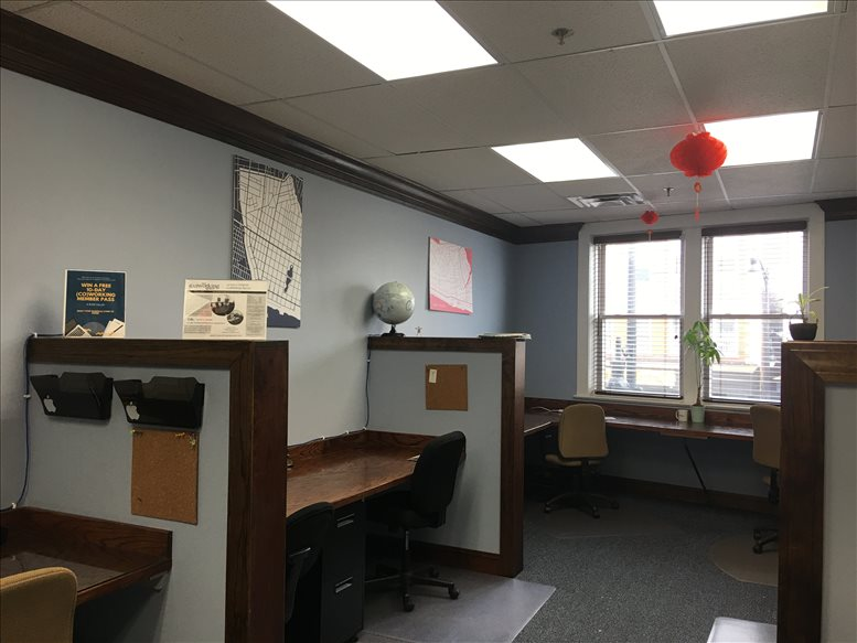 This is a photo of the office space available to rent on 97 Main St, Woodbridge Township