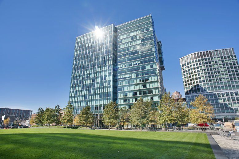 ONE Marina Park Drive available for companies in Boston