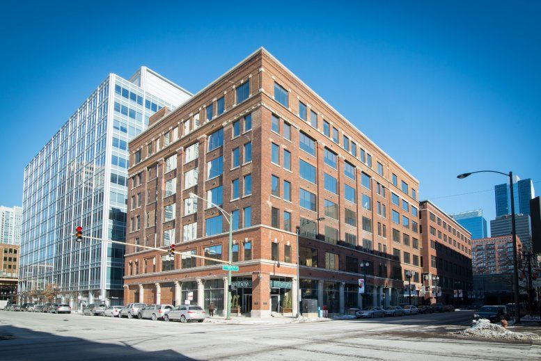 564 W Randolph St, CBD Office Space - Chicago