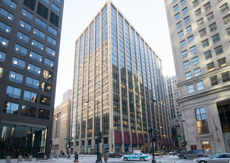 Transunion Building, 111 W Jackson Blvd, Downtown Office Space - Chicago