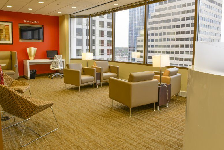 This is a photo of the office space available to rent on PNC Center, 201 E 5th St, 19th Fl, Downtown