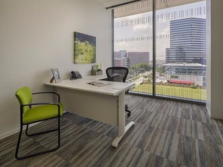 BLVD Place, 1700 Post Oak Blvd, Uptown Office Space - Houston