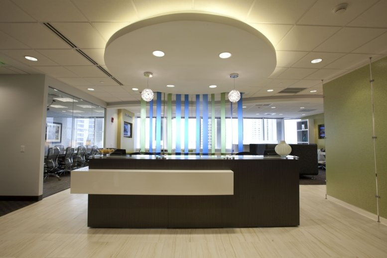 Photo of Office Space on Courvoisier Centre II, 601 Brickell Key Dr, Brickell Key Miami