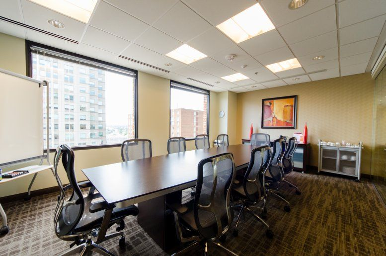 421 Fayetteville Street, Suite 1100, One Bank of America Business Center Office for Rent in Raleigh