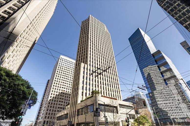 Providian Financial Building, 201 Mission St Office Space - San Francisco