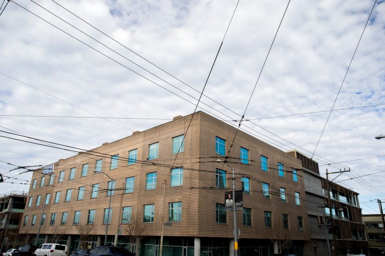 350 Rhode Island St, Potrero Hill, Design District Office Space - San Francisco