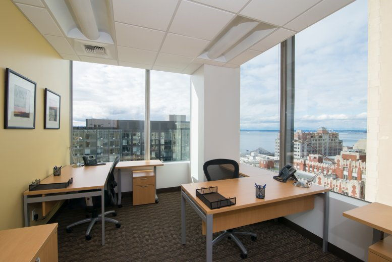 Photo of Office Space on Norton Building, 801 2nd Ave, Suite 800 Seattle