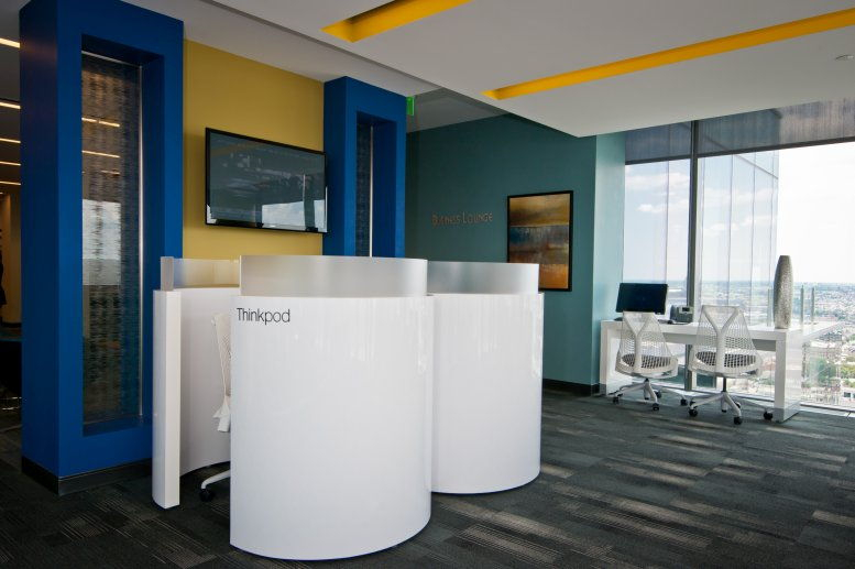 Photo of Office Space available to rent on Legg Mason Tower, 100 International Drive, Baltimore