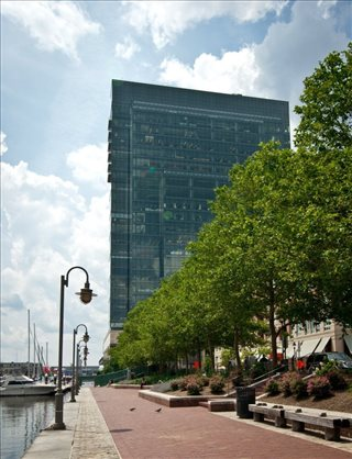 Photo of Office Space on Legg Mason Tower,100 International Drive Baltimore