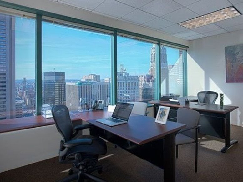 Harbor Place Tower, 111 South Calvert Street, Inner Harbor Office Images